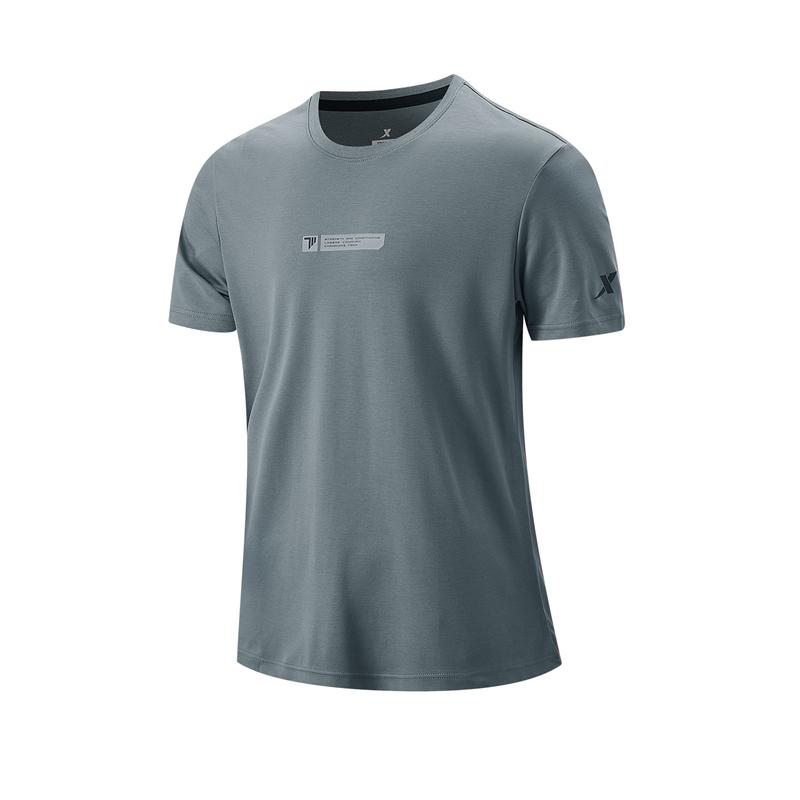 专柜款 男子短袖针织衫 21年新款 综训健身跑步透气男T恤979329010324