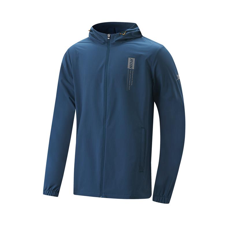专柜款 男子风衣 21年新款 跑步健身舒适透气男风衣979329140397