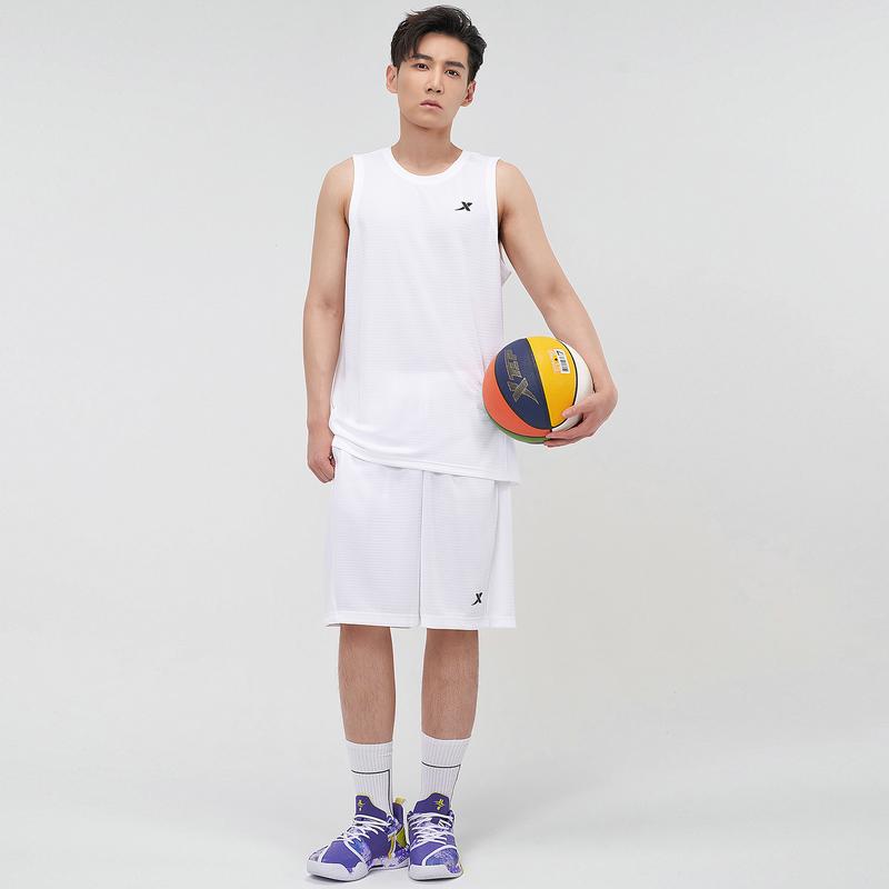 男子篮球套装 21年新款透气宽松运动简约2件套879229820357