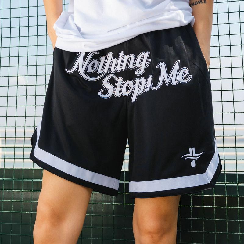 【林书豪系列】男女同款短裤 21年新款 潮流时尚篮球文化短裤男女短裤五分裤879229610333