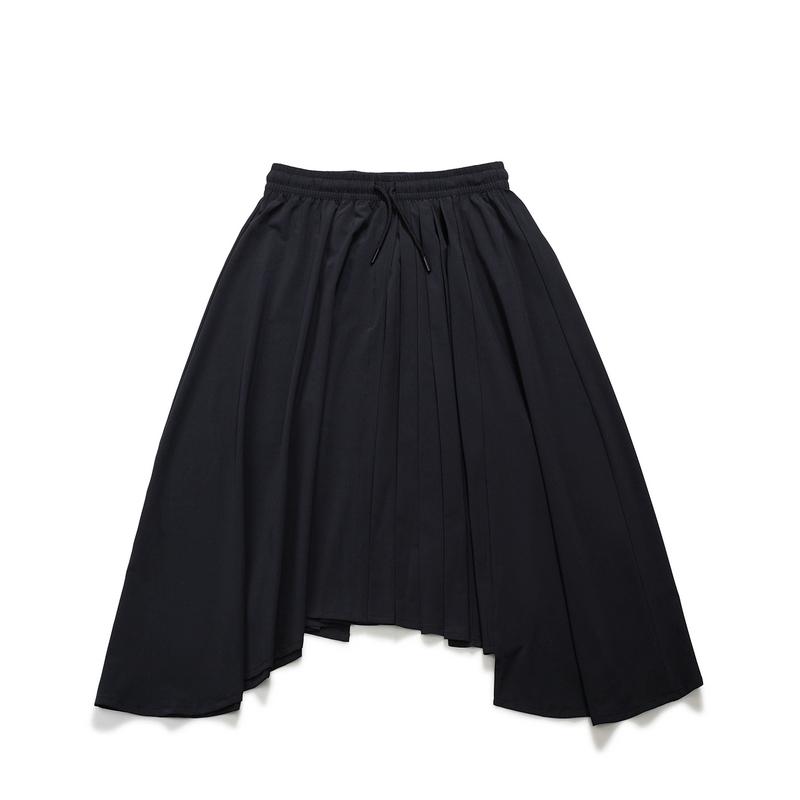 女子短裙 21年新款抽绳不规则时尚运动短裙879228440362