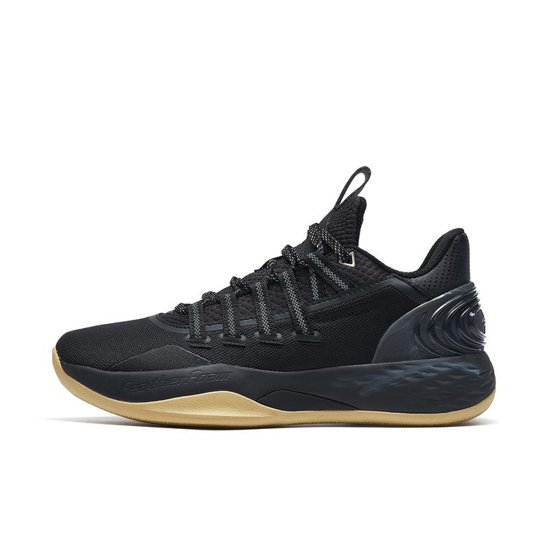 【林书豪联名】专柜款 男子篮球鞋 21年新款 减震耐磨中帮篮球鞋979319120112
