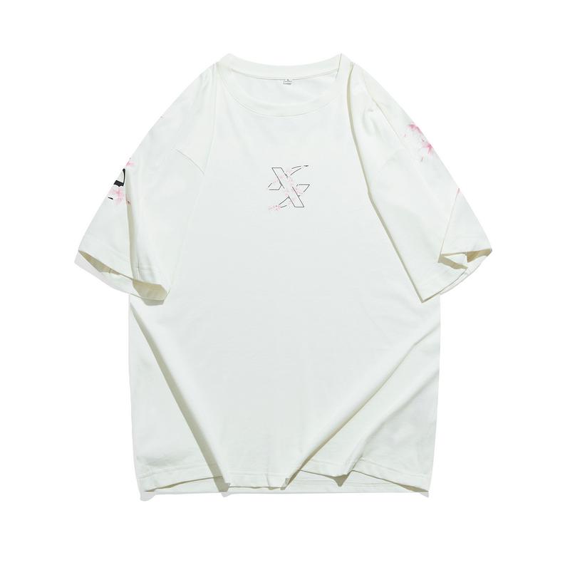 【少林联名】专柜款 短袖针织衫 21年新款 男女同款舒适百搭潮流T恤979427010796