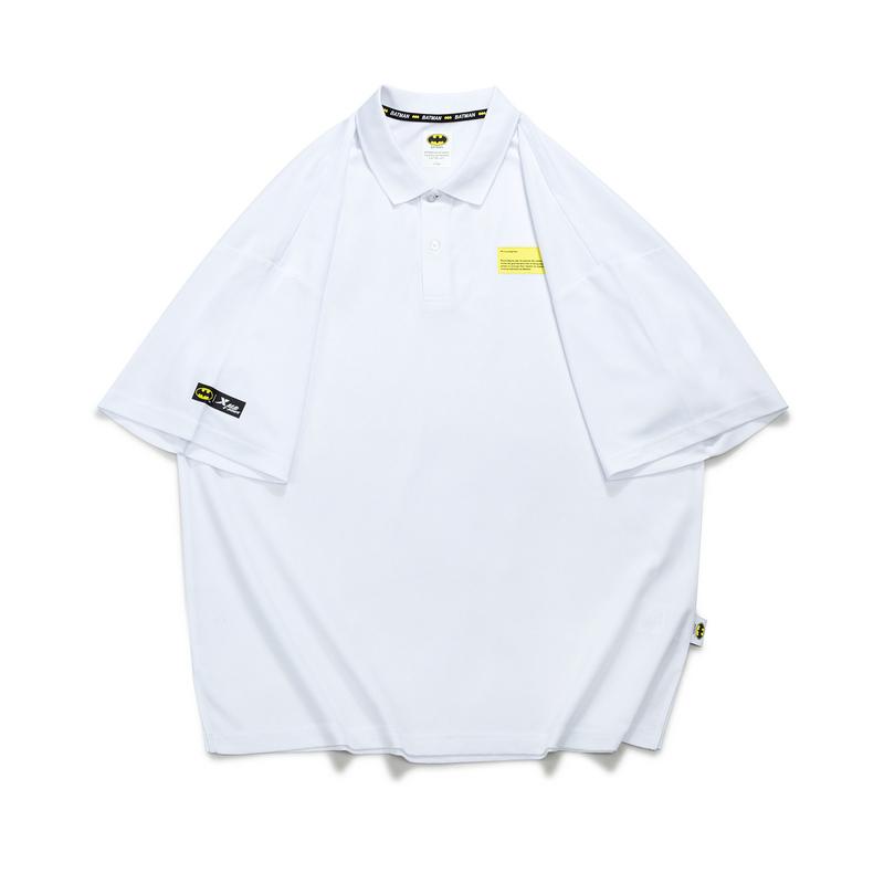 男子短袖POLO衫 21年新款 纯色休闲简约男POLO衫879229020377