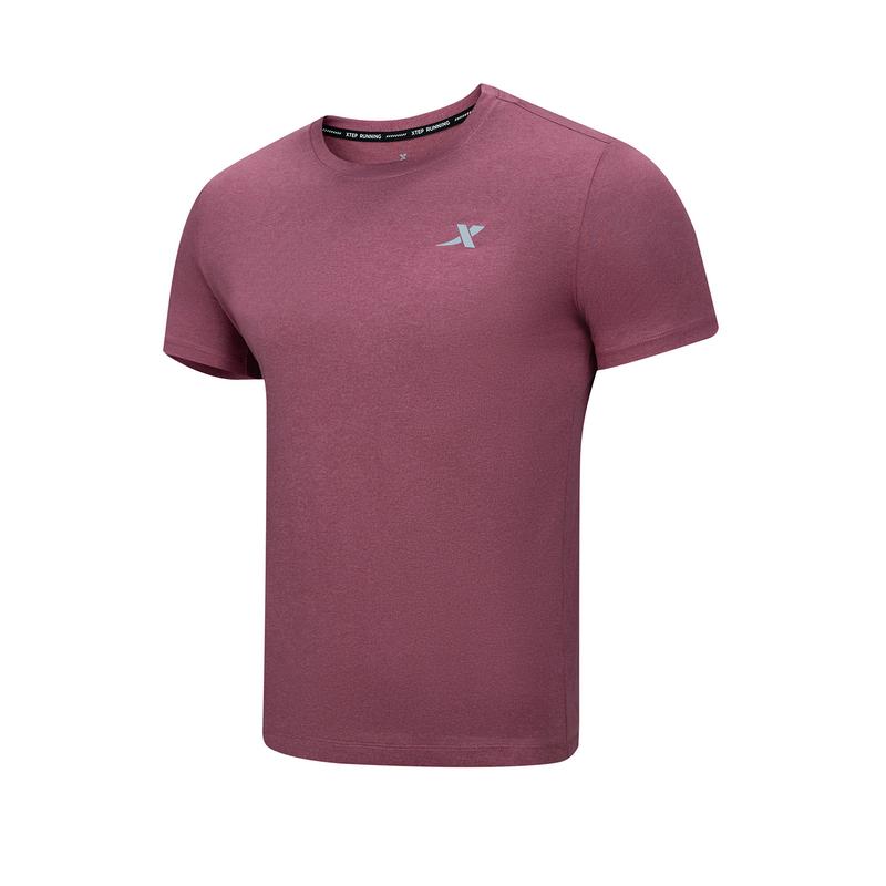男子短袖针织衫 21年新款 跑步透气舒适男子T恤879229010371