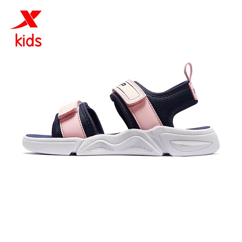 童鞋21新款女童凉鞋网红沙滩鞋中大童软底防滑儿童鞋子680214509501