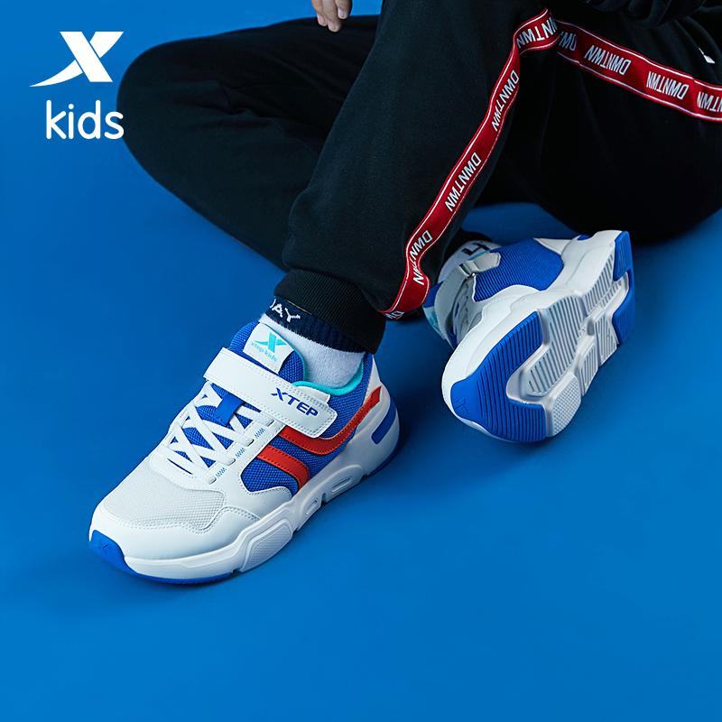 男童休闲鞋 21新款中大童童鞋网面透气软底运动鞋680315329751