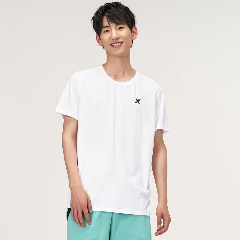 男子短袖针织衫 21年新款 经典舒适短袖T恤879229010325