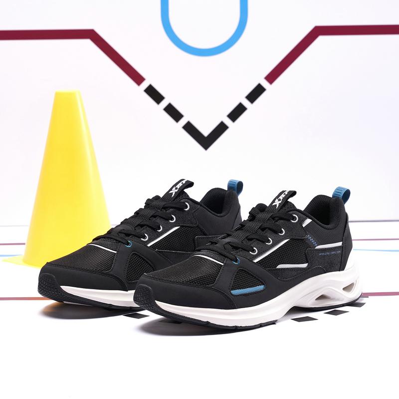 【减震旋科技】男子跑鞋 21年新款 经典简约百搭跑步鞋879319110052