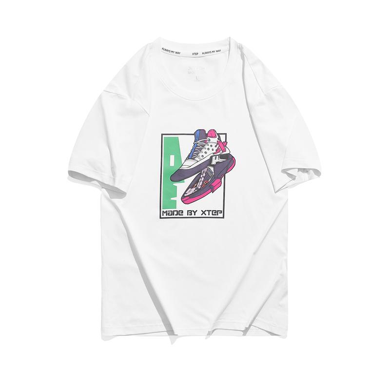 专柜款 短袖针织衫 21年新款 时尚圆领宽松休闲舒适男T恤979329010761