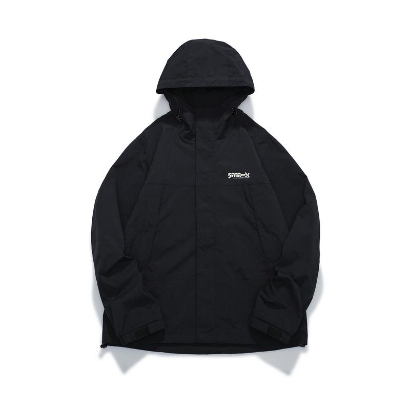 男子双层风衣 21年新款都市系列简约百搭秋季外套879329150155