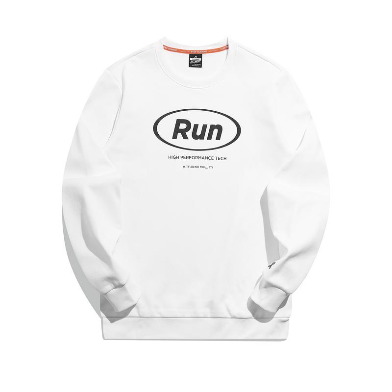 专柜款 男子套头卫衣 21年新款 跑步运动宽松男卫衣979429920003