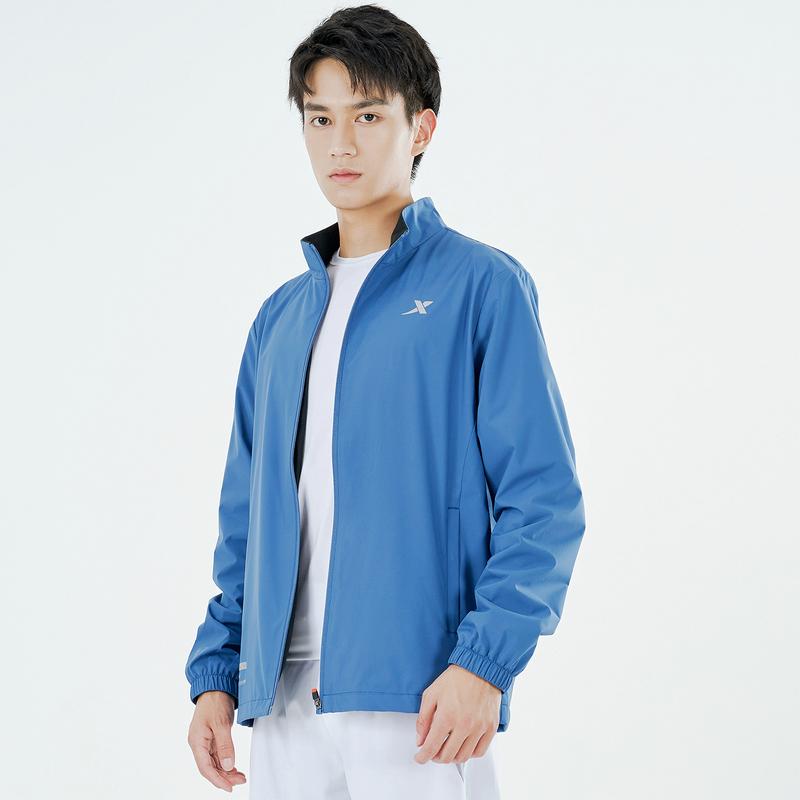 男子保暖风衣 21年新款 运动防风加绒男外套879329160232