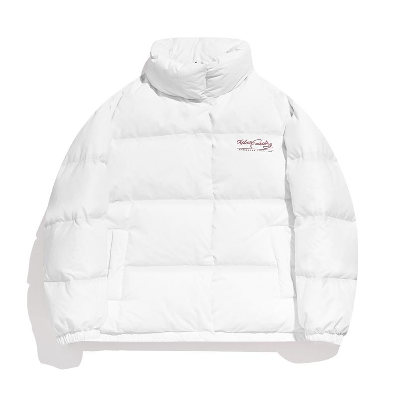 【预售到手179元】女子羽绒服 21年新款 灰鸭绒宽松保暖外套879428190049