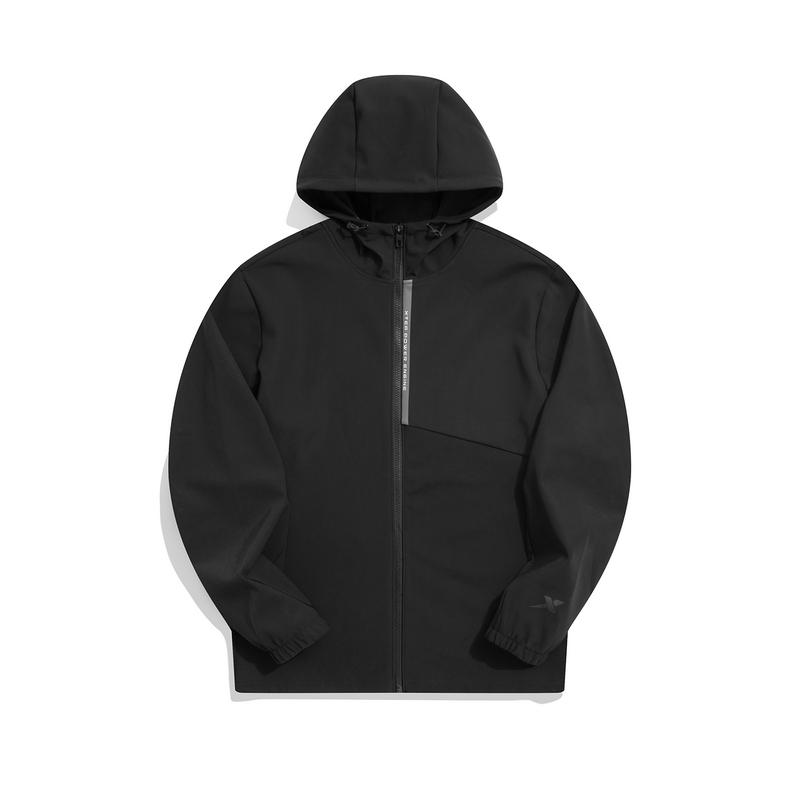 男子保暖风衣 21年新款 运动宽松加绒连帽风衣979429160451