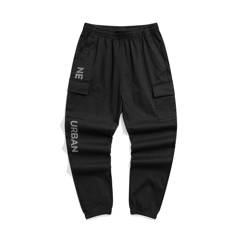 男子休闲长裤 21年新款 时尚工装加绒男束脚裤979429560603