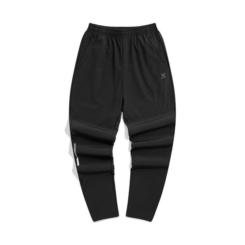 男子梭织运动长裤 21年新款 秋冬跑步宽松加绒长裤979429980238
