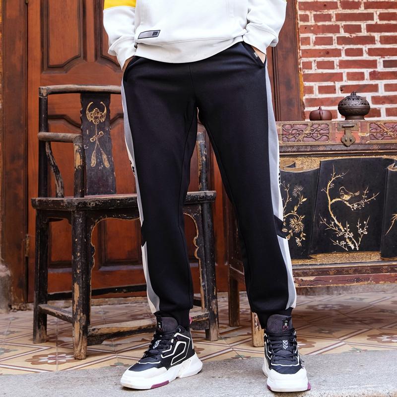 男子长裤 21年新款 潮流活力舒适针织长裤879429630003