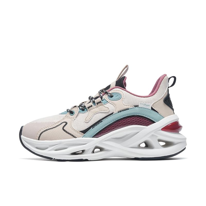 【预售到手169元】【减震旋】女子跑鞋 21年新款 厚底减震跑步女运动鞋879418110005