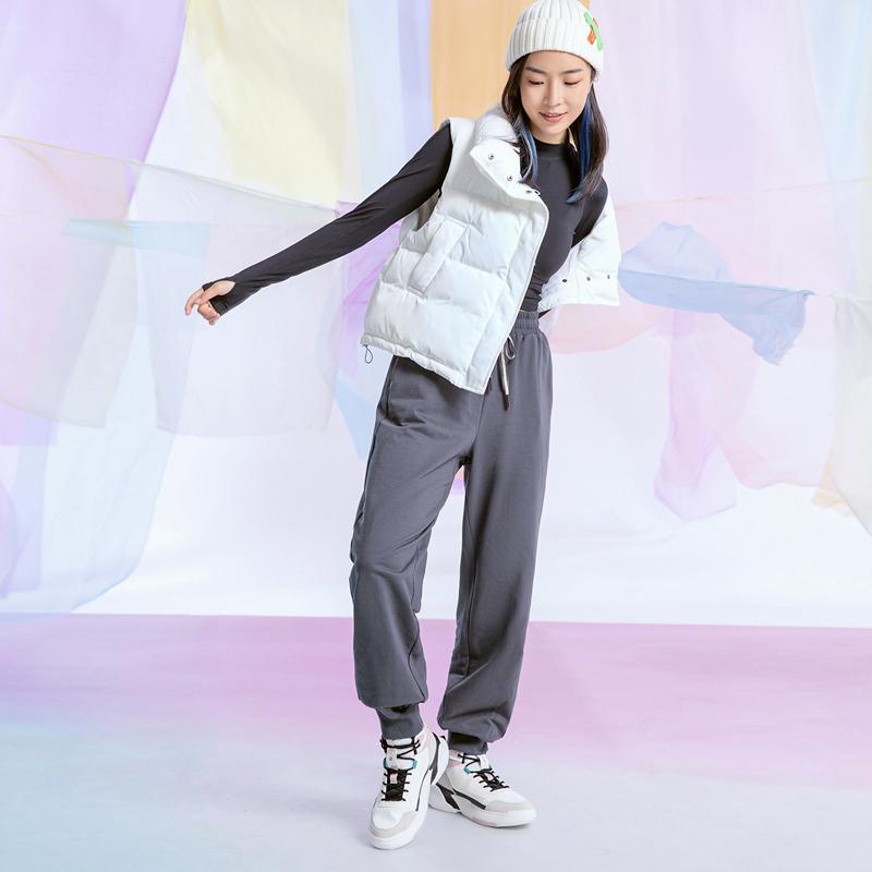 【半糖系列】女子长裤 21年新款 时尚百搭活力针织长裤979328630823