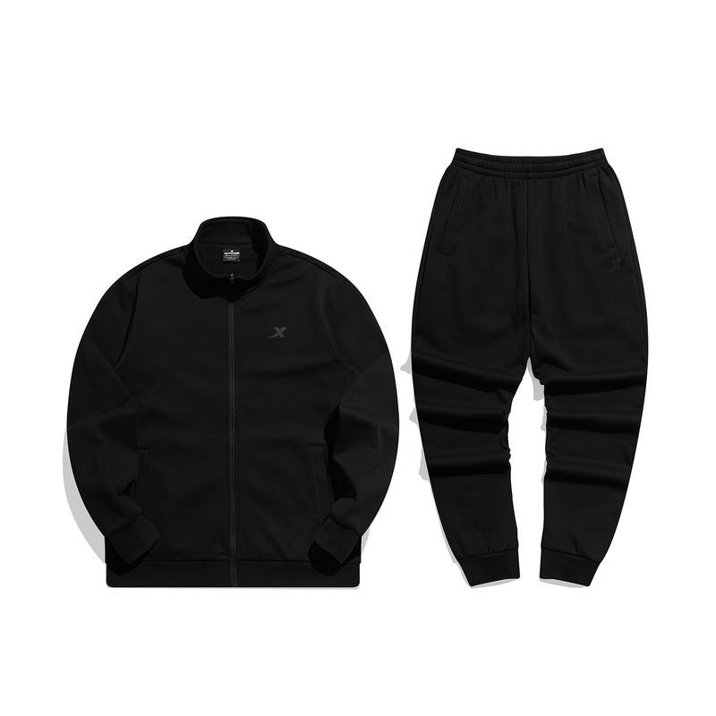 男子针织套装 21年新款 经典舒适加绒运动套装879429960141