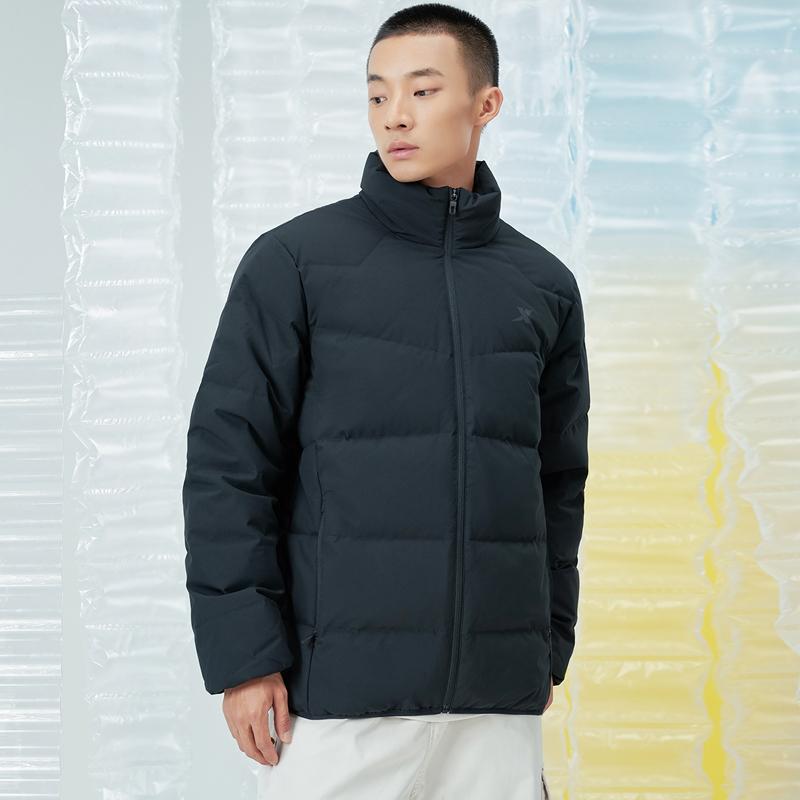【预售到手199元】男子羽绒服 21年新款 80%含绒量温暖舒适经典时尚羽绒服879429190041