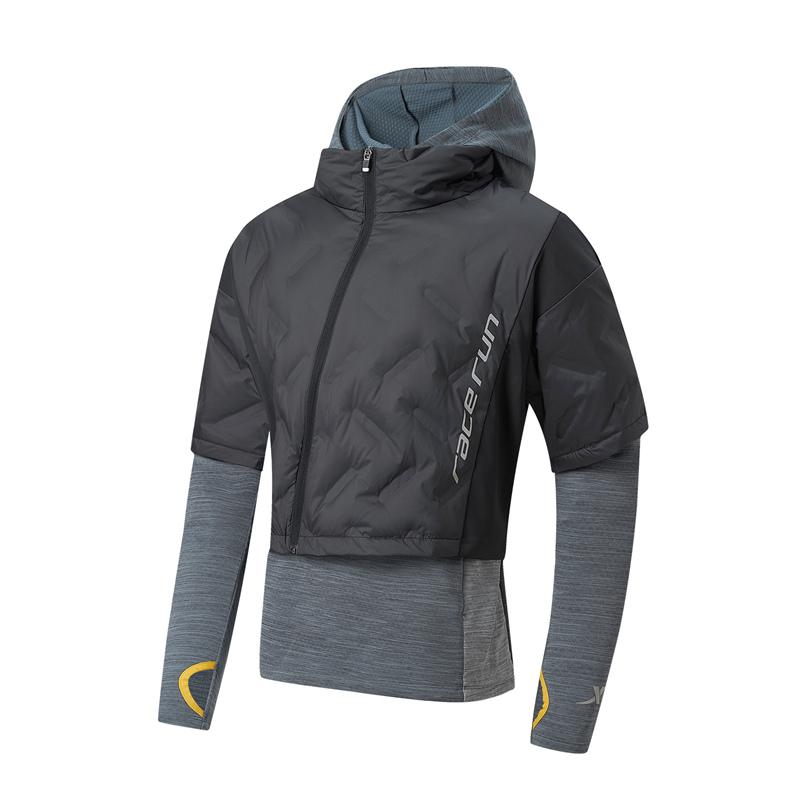 专柜款 男子羽绒服 21年新款 轻便加绒便携跑步羽绒服979429190007